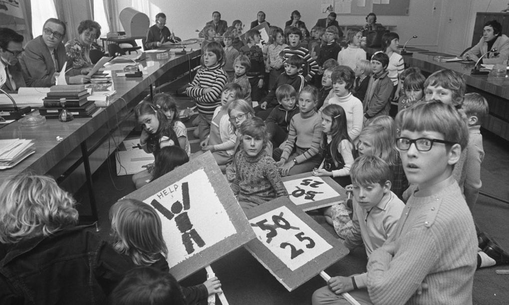 Stop Kindermoord campaign1972Amsterdam